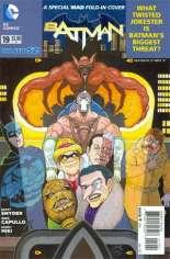 Batman (2011-2016) #19 Variant C: MAD Cover