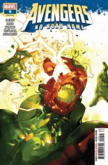Avengers: No Road Home #9 Variant A