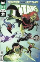 Titans (2016-Present) #36 Variant A