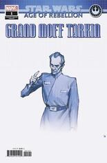 Star Wars: Age of Rebellion - Grand Moff Tarkin #1 Variant D