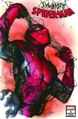 Symbiote Spider-Man (2019) #1 Variant Q: Scorpion Comics Trade Dress Variant