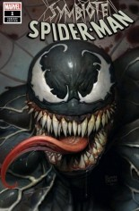 Symbiote Spider-Man (2019) #1 Variant U: Comics Elite & Unknown Comics Trade Dress Variant