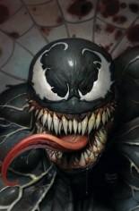 Symbiote Spider-Man (2019) #1 Variant V: Comics Elite & Unknown Comics Virgin Variant