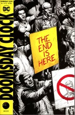 Doomsday Clock #1 Variant H: Final Printing