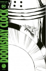 Doomsday Clock #7 Variant C: Final Printing