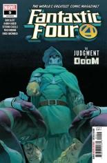 Fantastic Four (2018-2021) #9 Variant A
