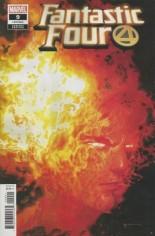 Fantastic Four (2018-2021) #9 Variant B