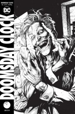 Doomsday Clock #5 Variant C: Final Printing