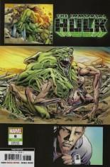 Immortal Hulk #8 Variant D: 3rd Printing