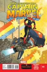 Captain Marvel (2012-2014) #12 Variant A