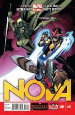 Nova (2013-2015) #3 Variant A