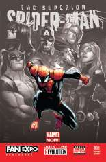 Superior Spider-Man (2013-2014) #8 Variant B: FanExpo Exclusive