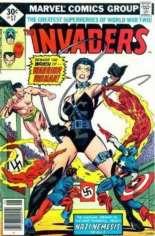 Invaders (1975-1979) #17 Variant C: Whitman Variant