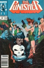 Punisher (1987-1995) #12 Variant A: Newsstand Edition