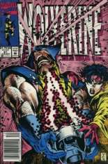 Wolverine (1988-2003) #61 Variant A: Newsstand Edition