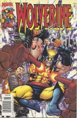 Wolverine (1988-2003) #151 Variant A: Newsstand Edition