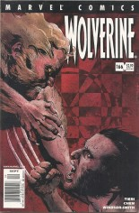 Wolverine (1988-2003) #166 Variant A: Newsstand Edition