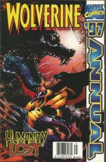 Wolverine (1988-2003) #Annual 1997 Variant A: Newsstand Edition