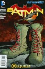 Batman (2011-2016) #18 Variant F: 2nd Printing