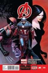 Avengers (2012-2015) #10 Variant A