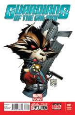 Guardians of the Galaxy (2013-2015) #2 Variant C: 1:100 Variant