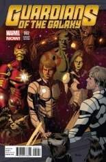 Guardians of the Galaxy (2013-2015) #2 Variant B: 1:50 Variant
