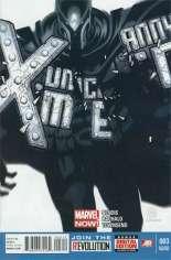 Uncanny X-Men (2013-2016) #3 Variant C: 2nd Printing