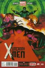 Uncanny X-Men (2013-2016) #5 Variant A