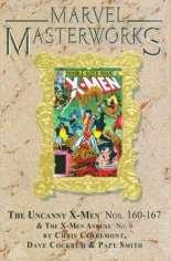 Marvel Masterworks: The Uncanny X-Men (2003-Present) #HC Vol 8 Variant B: Marble Dust Jacket; Marvel Masterworks Library Vol. 175