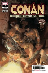 Conan The Barbarian (2019-2021) #6 Variant A