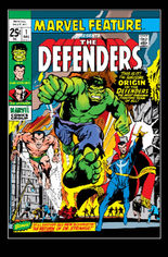 Marvel Feature (1971-1973) #1 Variant B: Facsimile Edition