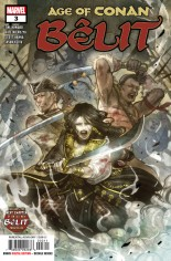 Age of Conan: Belit #3 Variant A