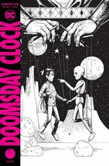 Doomsday Clock #8 Variant C: 2nd Printing