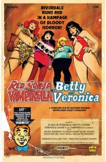 Red Sonja and Vampirella Meet Betty and Veronica #1 Variant C
