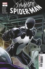 Symbiote Spider-Man (2019) #1 Variant Y: 2nd Printing