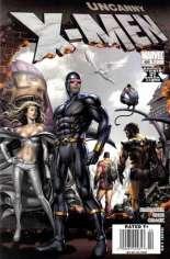 Uncanny X-Men (1963-2011) #495 Variant A: Newsstand Edition
