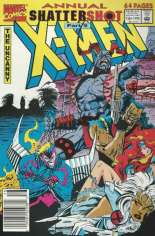 Uncanny X-Men (1963-2011) #Annual 16 Variant A: Newsstand Edition