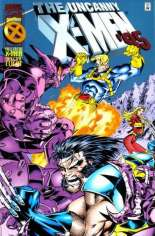 Uncanny X-Men (1963-2011) #Annual 1995 Variant A: Newsstand Edition