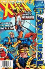 Uncanny X-Men (1963-2011) #Annual 1997 Variant A: Newsstand Edition