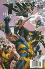 Uncanny X-Men (1963-2011) #500 Variant A: Newsstand Edition; Wraparound Cover