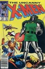 Uncanny X-Men (1963-2011) #197 Variant C: 75 Cent Variant