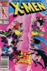 Uncanny X-Men (1963-2011) #208 Variant C: 95 Cent Variant