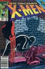 Uncanny X-Men (1963-2011) #196 Variant C: 75 Cent Variant