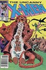Uncanny X-Men (1963-2011) #187 Variant C: 75 Cent Variant