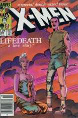 Uncanny X-Men (1963-2011) #186 Variant C: $1.25 Variant