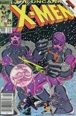 Uncanny X-Men (1963-2011) #202 Variant C: 95 Cent Variant