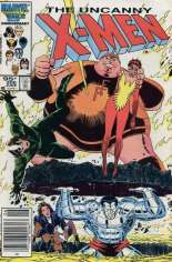 Uncanny X-Men (1963-2011) #206 Variant C: 95 Cent Variant