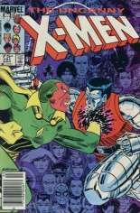 Uncanny X-Men (1963-2011) #191 Variant C: 75 Cent Variant