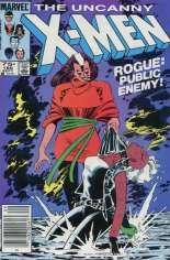 Uncanny X-Men (1963-2011) #185 Variant C: 75 Cent Variant