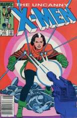 Uncanny X-Men (1963-2011) #182 Variant C: 75 Cent Variant